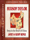 Hudson Taylor (MP3): Deep in the Heart of China