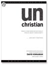 unChristian (MP3): What a New Generation Really Thinks About Christianity…and Why It Matters