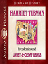 Harriet Tubman (MP3): Freedombound