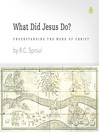 What Did Jesus Do? (MP3)