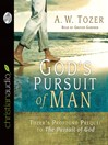 God's Pursuit of Man (MP3)