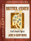 Brother Andrew (MP3): God's Secret Agent