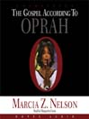 The Gospel According to Oprah (MP3)