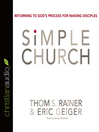 Simple Church (MP3): Returning to God's Process for Making Disciples