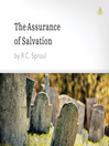 The Assurance of Salvation (MP3)