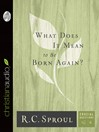 What Does It Mean to Be Born Again? (MP3)