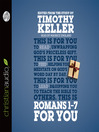Romans 1 - 7 for You (MP3)