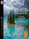 Prayers (MP3): A Personal Selection