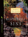 Respectable Sins (MP3): Confronting the Sins we Tolerate