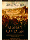 The Afghan Campaign (MP3): A Novel