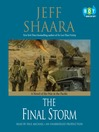 The Final Storm (MP3): A Novel of World War II in the Pacific
