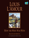 How the West Was Won (MP3)