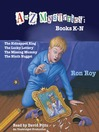 A to Z Mysteries, Books K-N (MP3)