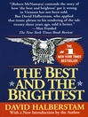 The Best and the Brightest (MP3)