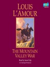 The Mountain Valley War (MP3)