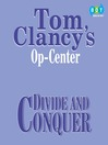 Divide and Conquer (MP3): Op-Center Series, Book 7