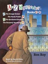 A to Z Mysteries, Books O-R (MP3)
