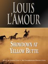 Showdown at Yellow Butte (MP3)