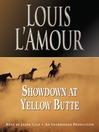 Showdown at Yellow Butte (MP3)