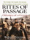 Rites of Passage (MP3): Odyssey of a Grunt