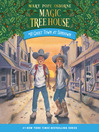 Ghost Town at Sundown (MP3): Magic Tree House Series, Book 10
