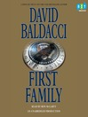 Cover image for First Family