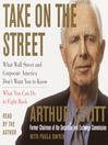 Take on the Street (MP3): What Wall Street and Corporate America Don't Want You to Know and How You Can Fight Back