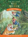 Tigers at Twilight (MP3): Magic Tree House Series, Book 19