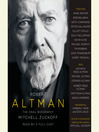 Robert Altman (MP3): The Oral Biography