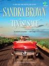 Sage (MP3): Texas! Series, Book 3