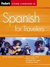 Spanish for Travelers, 2nd Edition (MP3)