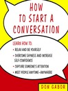 How to Start a Conversation (MP3)