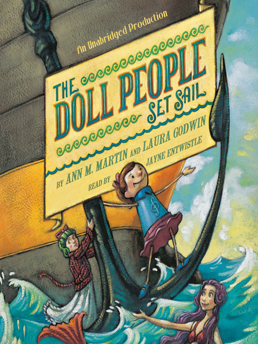 The Doll People Set Sail (MP3): Doll People Series, Book 4