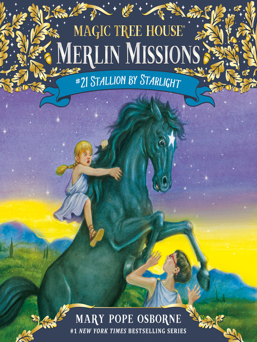 Stallion by Starlight (MP3): Magic Tree House Series, Book 49