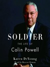 Soldier (MP3): The Life of Colin Powell