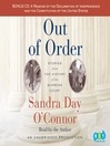 Out of Order (MP3): Stories from the History of the Supreme Court