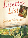 Lisette's List (MP3): A Novel