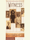 Witness (MP3)