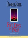 Five Days in Paris (MP3)