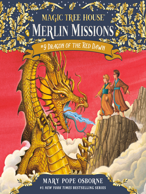 Dragon of the Red Dawn (MP3): Magic Tree House Series, Book 37