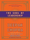 The Soul of Leadership (MP3): Unlocking Your Potential for Greatness