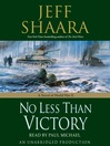 No Less Than Victory (MP3): World War II Series, Book 3