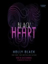 Black Heart (MP3): The Curse Workers Series, Book 3
