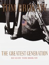 The Greatest Generation (MP3)