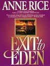 Exit to Eden (MP3)