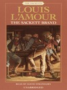 The Sackett Brand (MP3): The Sacketts Series, Book 12
