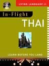 In-Flight Thai (MP3)