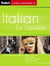 Italian for Travelers, 2nd Edition (MP3)