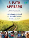 A Path Appears (MP3): Transforming Lives, Creating Opportunity