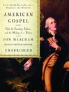 American Gospel (MP3): God, the Founding Fathers, and the Making of a Nation